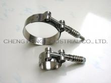 Hose Clamp-T-Bolt Hose Clamp Spring Load